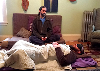Breathwork Session With Aaron - image